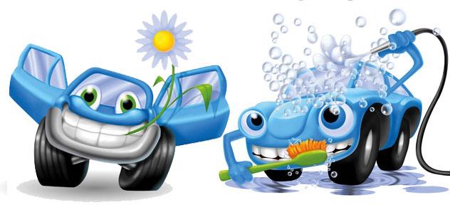 Wasch mich! Sprach das Auto und so soll es sein