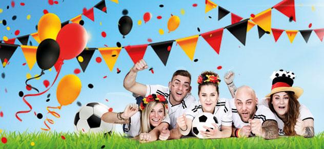 FIFA Fußball-WM 2018 – fieberst Du mit?